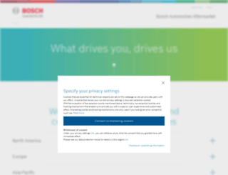 ecat-online.bosch.de screenshot