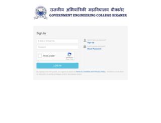 ecberp.com screenshot