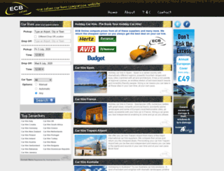 ecbonline.com screenshot