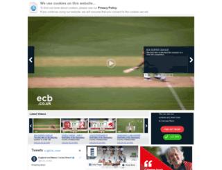 ecbtv.co.uk screenshot