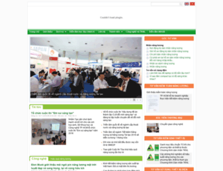 ecc-hcm.gov.vn screenshot