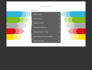 ecc.sumpool.com screenshot