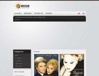 ecceltd.com.tr screenshot