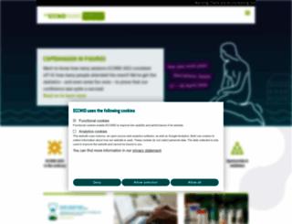 eccmid.org screenshot
