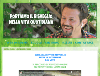 eccocosavedo.blogspot.it screenshot
