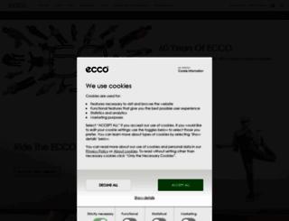 eccoiran.com screenshot