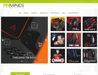 ecdist.com screenshot