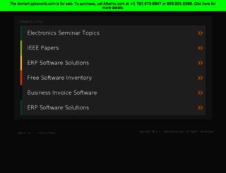 ece.pptsworld.com screenshot