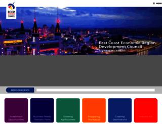 ecerdc.com.my screenshot