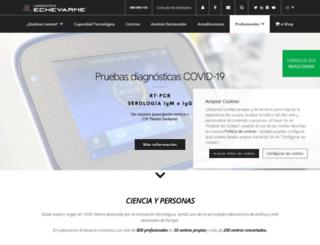 echevarne.com screenshot