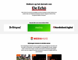 echo.nl screenshot