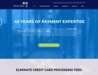 echodaily.com screenshot