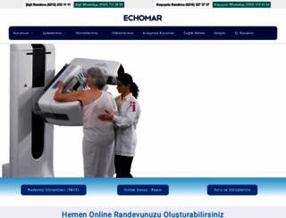 echomar.com screenshot
