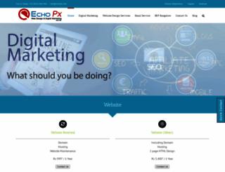 echopx.com screenshot