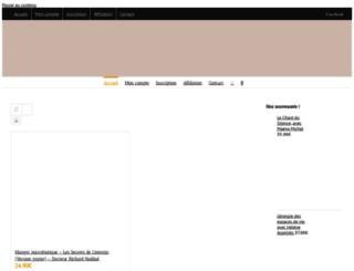 echosante.com screenshot