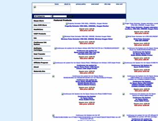 echostore.com screenshot