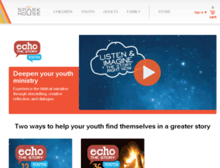 echothestory.com screenshot