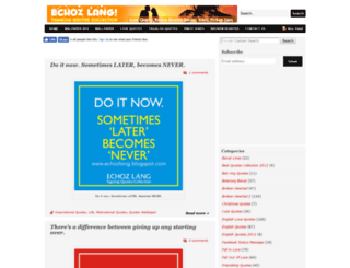 echozlang.blogspot.co.uk screenshot