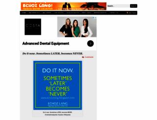 echozlang.blogspot.com screenshot