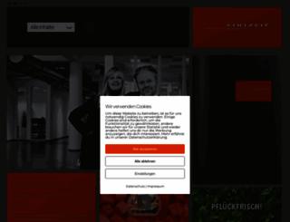echtzeit.com screenshot
