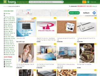 echxanh.bang.vn screenshot