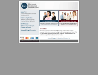 eci-pay.com screenshot