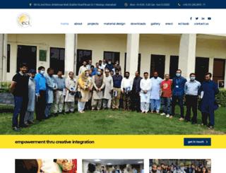 eci.org.pk screenshot