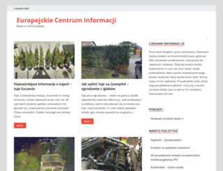 eci.org.pl screenshot