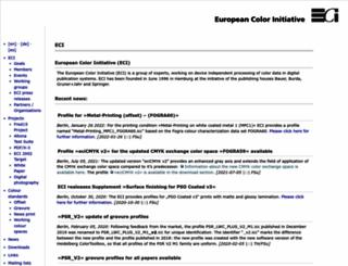 eci.org screenshot