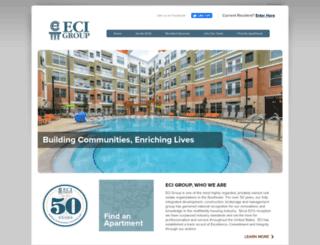 ecigroups.com screenshot