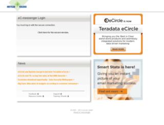 ecircle.mt.com screenshot
