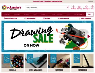 eckersleys.com.au screenshot