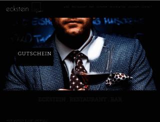 eckstein.co.at screenshot