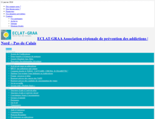 eclat-graa.org screenshot