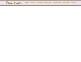 eclb.co.za screenshot