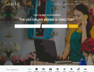 eclickd.com screenshot