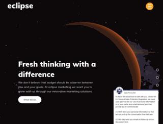 eclipse-creative.com screenshot