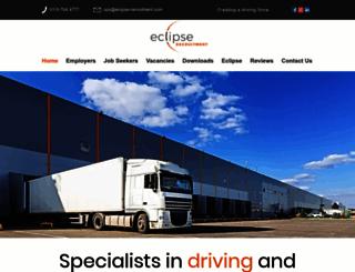 eclipse-recruitment.com screenshot