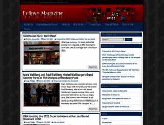 eclipsemagazine.com screenshot