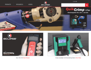 eclipsetools.com screenshot