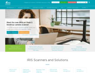 ecm.irislink.com screenshot