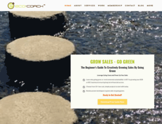 eco-coach.com screenshot