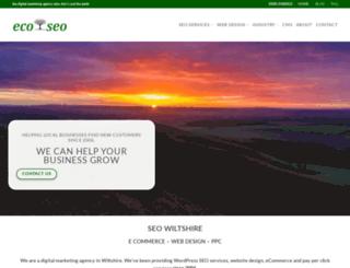 eco-seo.com screenshot