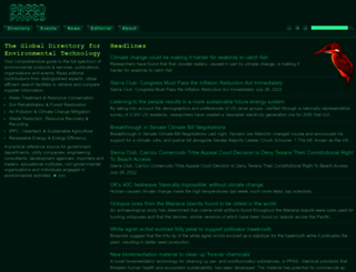 eco-web.com screenshot