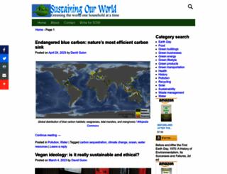 eco.allpurposeguru.com screenshot