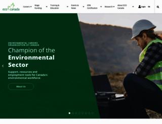 eco.ca screenshot