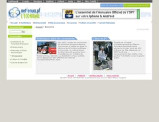eco.netfenua.pf screenshot