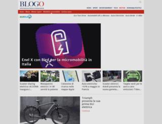 ecoalfabeta.blogosfere.it screenshot
