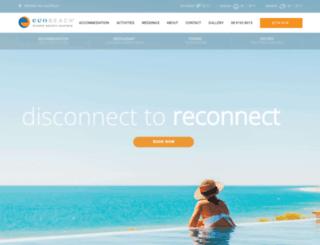 ecobeach.com.au screenshot