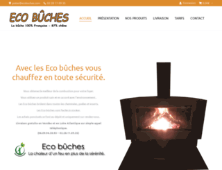 ecobuches.com screenshot